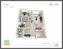 Umass Floor Plans Models Neighborhood Of Boston Peninsula Apartments