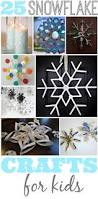 best 25 snowflake crafts for kids