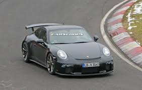 vwvortex com facelifted 991 2 porsche 911 gt3 and gt3 rs spied