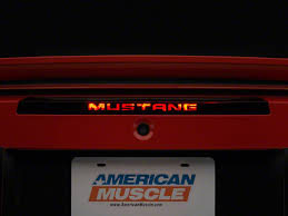 where to buy brake lights american muscle graphics mustang 3rd brake light decal 393887 99 04