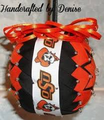 oklahoma state ornament by craftycreationsbytb on etsy