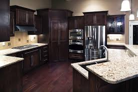 Kitchen Design Pictures Dark Cabinets Kitchen Dark Cabinets And Light Countertops Have The Floors