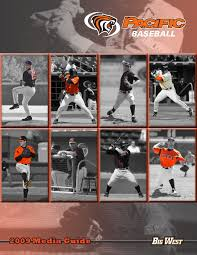 2009 pacific baseball media guide by benjamin laskey issuu