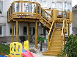Patio Deck Ideas Designs 24 Best High Elevation Decks Images On Pinterest High Deck Deck
