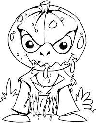 haunted light moon coloring pages