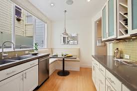 Kitchen Nook Lighting Breakfast Nook Lighting Kitchen Contemporary With None