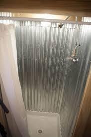 Bathroom Shower Wall Ideas by Best 25 Tiny House Shower Ideas On Pinterest Tiny House Ideas