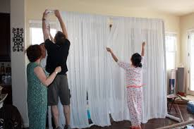 How To Make A Stage Curtain With This Wing Photobooth Receiving Line Wedding Pictures Pro