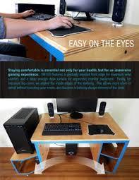 Paragon Gaming Desk Paragon Gaming Desk By Tom Balko At Coroflot Computer