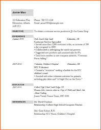 employment resume template resume templates resume template ideas