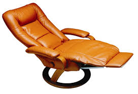 furniture best contemporary recliner chairs brown comfortable