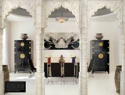 dining room inspired by cambodia u0027s angkor wat hindu temple and
