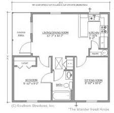 small guest house floor plans guest house plans free ideas home remodeling inspirations
