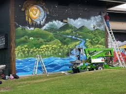 mele mural in waimea