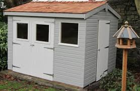 5 X 10 Superior Garden Shed With Workbench Plan Free Delivery Shed Building Plans Uk