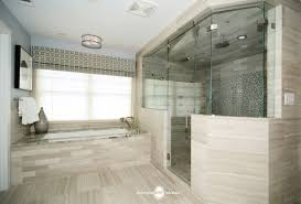 arlington home interiors marble spa master bath transitional bathroom dc metro by