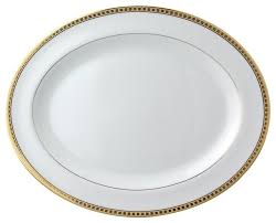 athena oval platter modern serving dishes and platters by