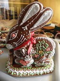 Dolls House Easter Decorations by Best 25 Chocolate Bunny Ideas On Pinterest Easter Holidays 2015