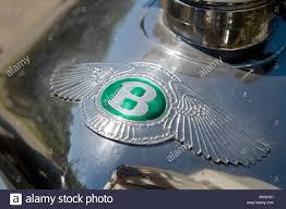bentley motors logo vintage bentley car badge radiator grille logo insignia on a