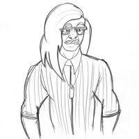 ben franklin sketch by creativ ziv on deviantart