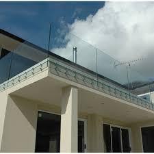 Glass Banisters Frameless Glass Balustrade Frameless Glass Balustrade Suppliers