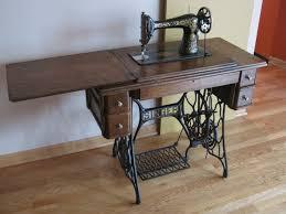 Antique Singer Sewing Machine Table Antique 1913 Singer Sewing Machine Table In Delthorne Los