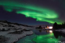 iceland springs and northern lights 3 day winter self drive springs and northern lights