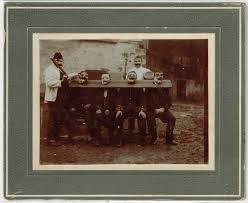 mugshots and miscellaneous vintage photos and ephemera