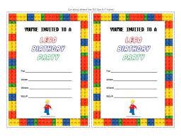 lego birthday invitations lego birthday invitations by way of