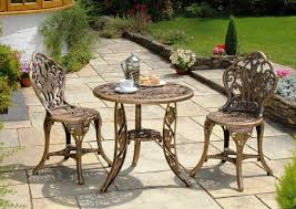 Bistro Patio Table Best Patio Bistro Set With Pictures Three Dimensions Lab