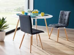 Esszimmerstuhl Auflagen Stuhl Dunkelblau Sessel Esszimmerstuhl Küchenstuhl