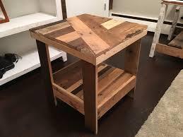 unique end table ideas diy end table decorative furniture the fabulous home ideas