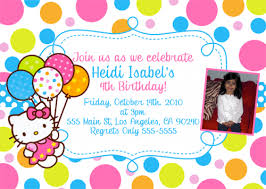 kitty invitation cards birthday u2013 orderecigsjuice
