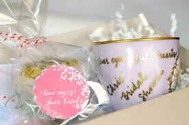 bridal tea party favors the official of the new york institute of and design