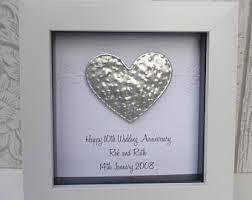 tin anniversary gifts tin anniversary gift etsy