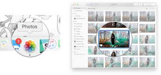 how to edit pictures and videos in photos for mac
