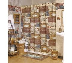 Star Shower Curtains Incredible Beautiful Country Shower Curtains For The Bathroom