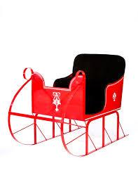 santa sleigh for sale our sleighs sleigh worx