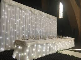 wedding backdrop hire wedding starlight backdrop hire fairylight backdrop hire