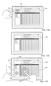 patent us20060161870 proximity detector in handheld device