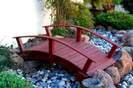 Wooden Solar Lights by Furniture Knockout Garden Bridges Solar Lights Pallet Wood