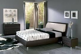 Feature Wall Paint Colour Bed Suite Natalies Room Pinterest - Grey bedroom paint colors