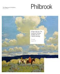 philbrook magazine for members summer 2016 by philbrook museum of