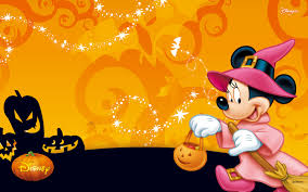 halloween cartoon wallpaper fall mickey mouse wallpaper wallpapersafari