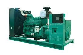 688kva 550kw cummins diesel generator with ac generator protection