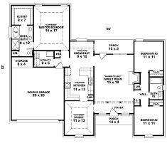 symmetrical house plans huber heights ranch home plan 087d 0142 house plans and more