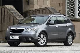 tribeca subaru 2016 subaru tribeca h6 3 6 2008 car review honest john