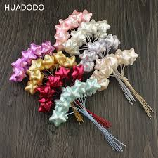 wholesale artificial flowers huadodo wholesale 100pcs foam shape stamen artificial flowers