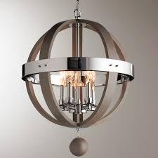 Modern Sphere Chandelier Shades Of Light