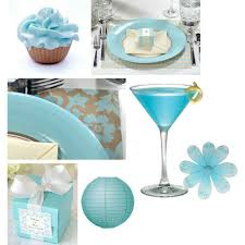 something blue ideas something blue bridal shower theme thoughtfully simple